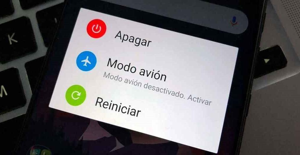 Cómo apagar el teléfono sin botón de encendido (Android)