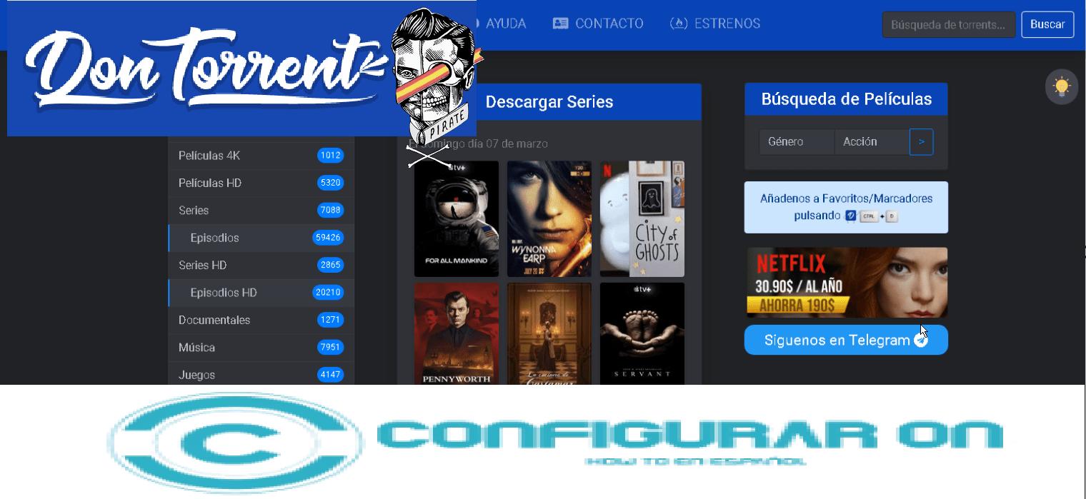DonTorrent Cerrará ? Lista de las mejores alternativas