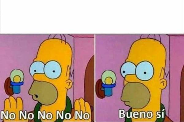 Homer Simpson tampoco es bueno