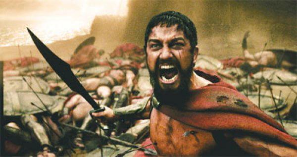 Plantilla de 300 memes Sparta