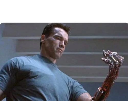 Plantilla Momo Terminator