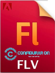 archivos con extensión .FLV
