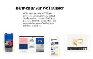 WeTransfer: el punto de referencia para enviar archivos grandes