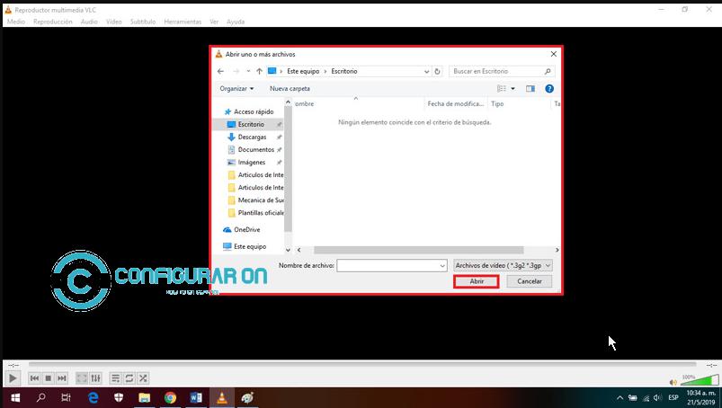 En PC Windows