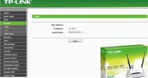 Configurar TP link guía