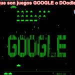 juegos de Google Doodles gratis secretos para jugar